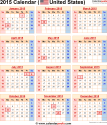 2015 us calendar with holidays my calendar template for Australian calendar template 2015