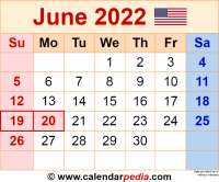 June 2022 calendar as a graphic/image file in PNG format
