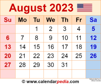 August 2023 calendar as a graphic/image file in PNG format
