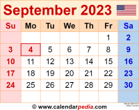 September 2023 calendar as a graphic/image file in PNG format