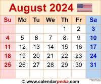 August 2024 calendar as a graphic/image file in PNG format