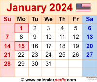 January 2024 calendar as a graphic/image file in PNG format