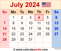July 2024 calendar as a graphic/image file in PNG format
