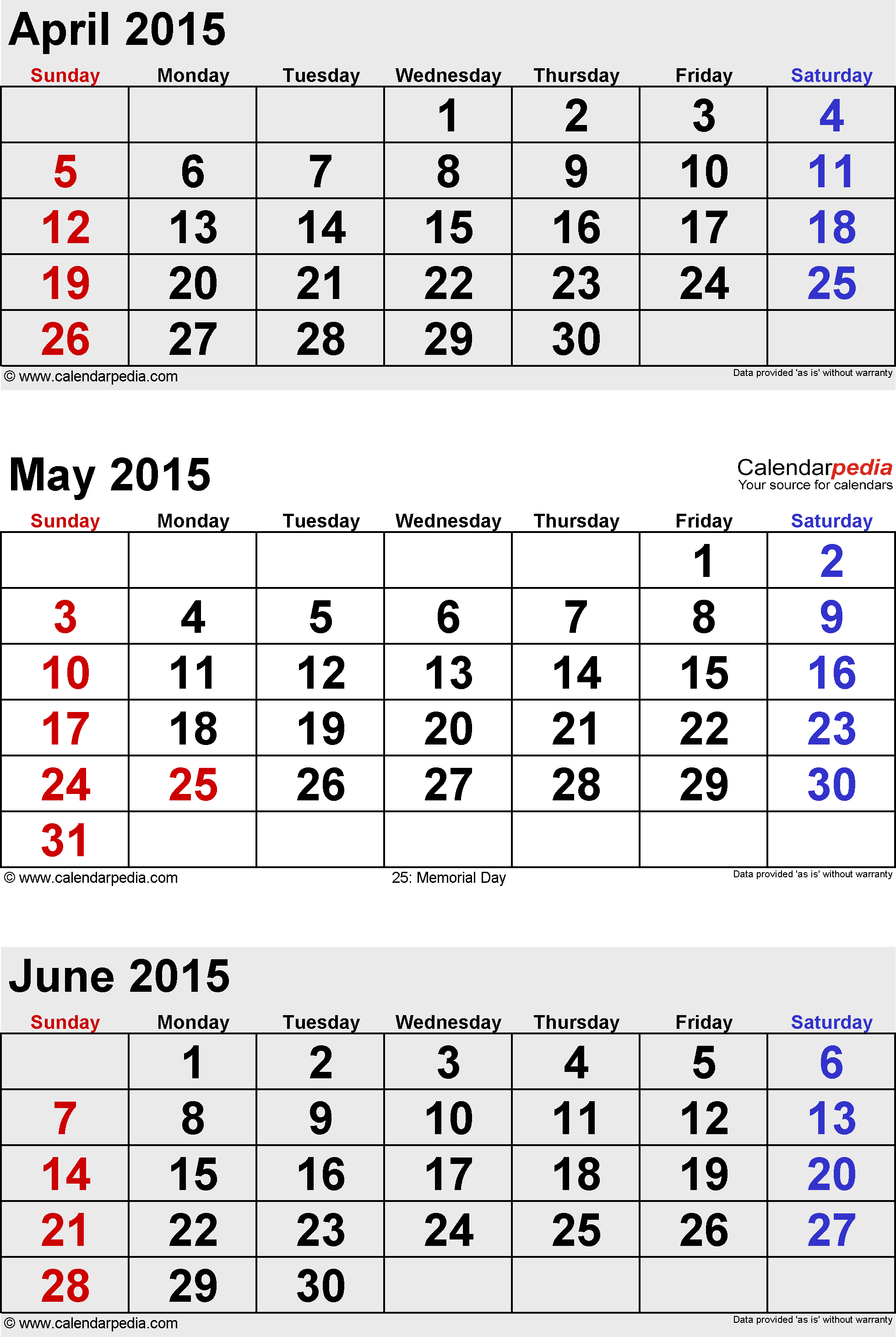 Calendar June And July : June calendars for word excel pdf