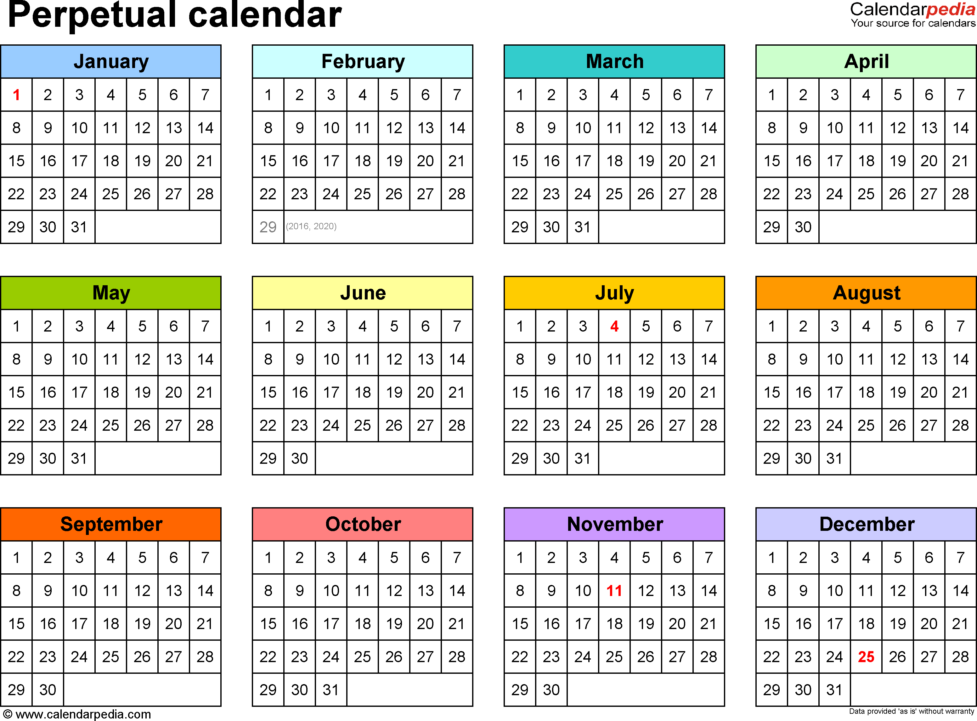 All In One Year Calendar Version 2 0 Available In The App Store Now ...