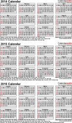 """... for """"Colored 2015 Federal Pay Period Calendar"""" – Calendar 2015"""