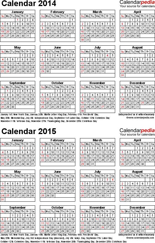 Multiple Year Calendar : Excel auto calendar autos we