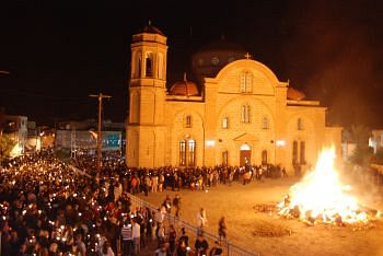 Orthodox Easter celebration in Cyprus. Photo: flickr.com/photos/jorge-11/4488299520