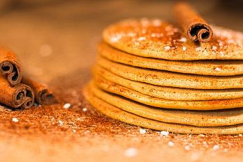 Pancakes on Pancake Tuesday. Photo: flickr.com/photos/theocrazzolara