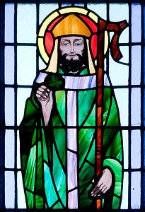 St. Patrick's Day is held on March 17, the death date of Saint Patrick, Ireland's foremost patron saint